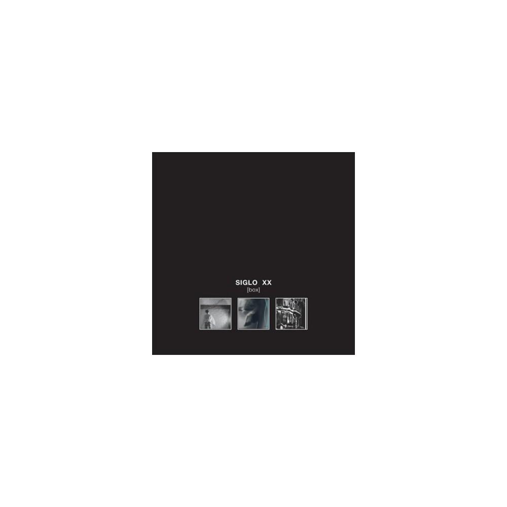 Siglo Xx - Box (Vinyl), Pop Music