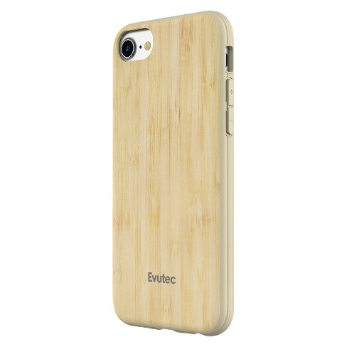 new product a952b f7f55 Evutec Apple iPhone 8/7/6s/6 Case with Vent Mount -Bamboo