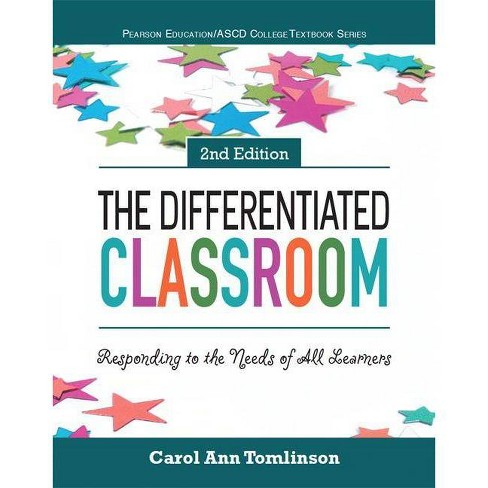 The Differentiated Classroom - (ASCD) 2 Edition by  Carol Ann Tomlinson & The Ascd (Paperback) - image 1 of 1
