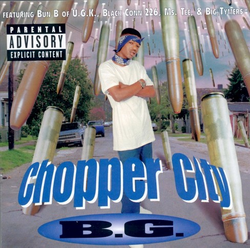 B.G. - Chopper city [Explicit Lyrics] (CD) - image 1 of 1