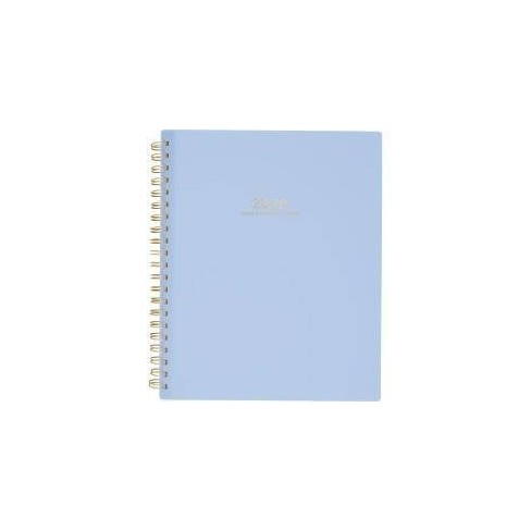 """2020 Planner 11""""x 8.5"""" Blue - Create & Cultivate - image 1 of 4"""