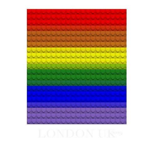 London Pride sir Michael Art Journal - by  Sir Michael Huhn & Sir Michael (Paperback) - image 1 of 1