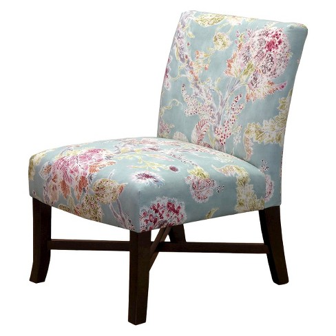 X Base Chair - Pink/Blue Floral - Threshold™ - image 1 of 5