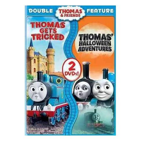 Thomas Halloween Adventures September 2020 Dvd Thomas & Friends: Thomas Gets Tricked / Thomas' Halloween