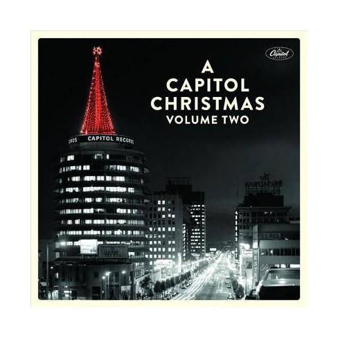 Various - Capitol Christmas Vol. 2 (Vinyl) - image 1 of 1