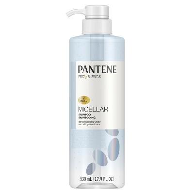Pantene Pro-V Blends Micellar Gentle Cleansing Water Shampoo - 17.9 fl oz