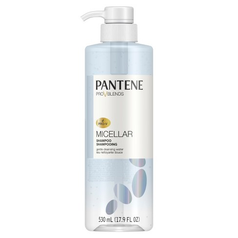Pantene Pro-V Blends Micellar Gentle Cleansing Water Shampoo - 17.9 fl oz - image 1 of 2
