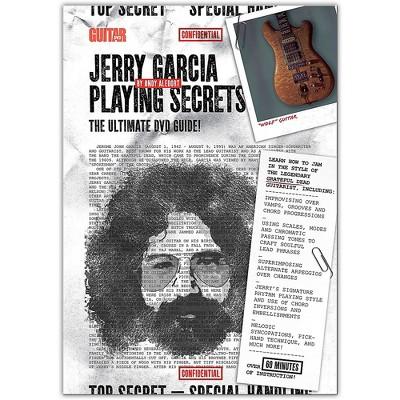Guitar World Jerry Garcia Playing Secrets DVD Intermediate
