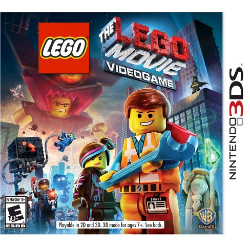 The LEGO® Movie Videogame Nintendo 3DS - image 1 of 1