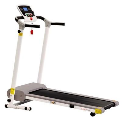 Sunny Health & Fitness Easy Assembly Folding Treadmill