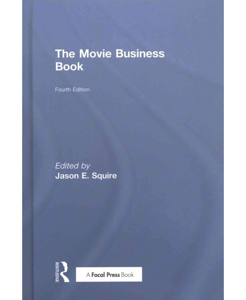 Movie Business Book (Hardcover) - image 1 of 1