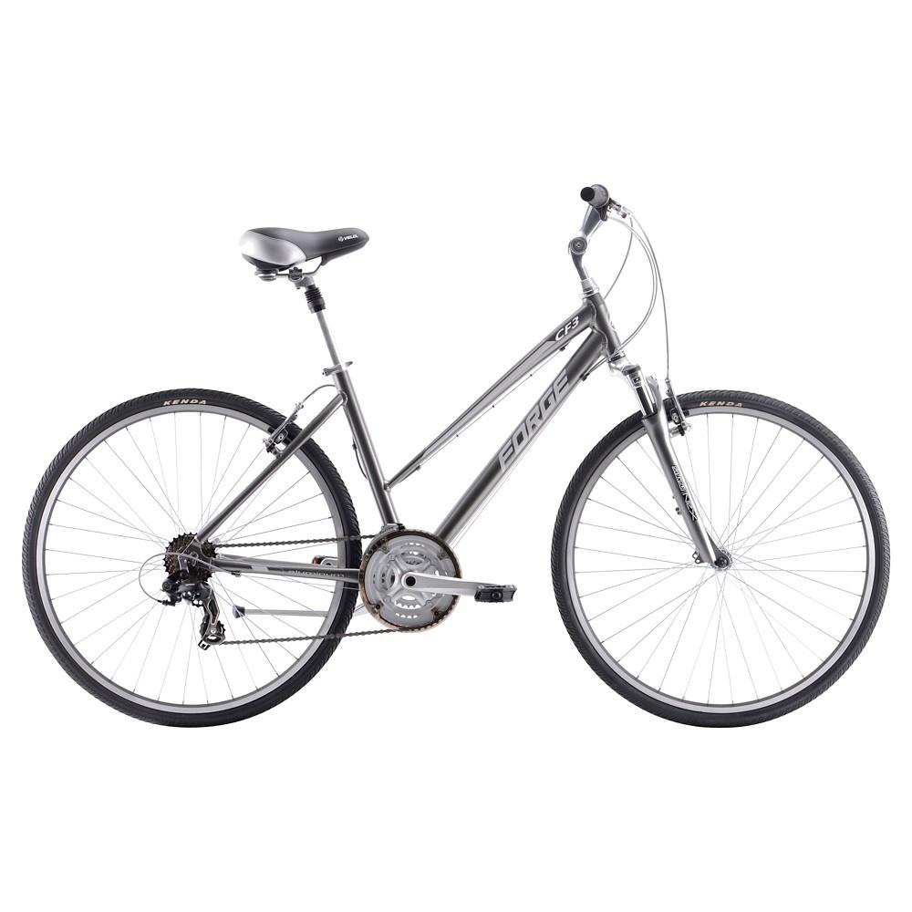 Forge CF3 Comfort Road Bike 28, Dark Gray