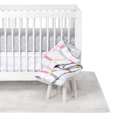 Crib Bedding Set Lambs 4pc - Cloud Island™
