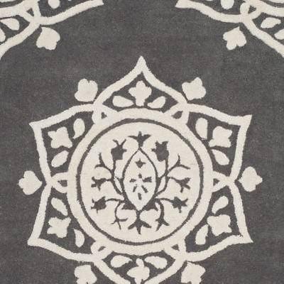 Dark Gray/Ivory