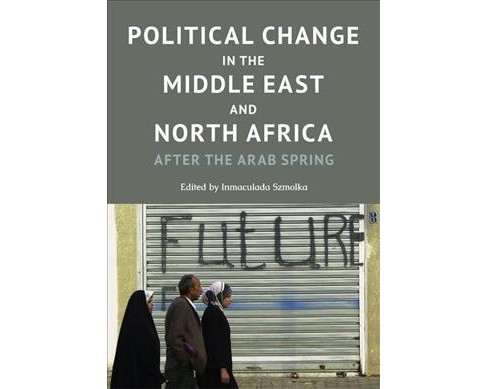 Political Change in the Middle East and North Africa : After the Arab Spring (Hardcover) - image 1 of 1
