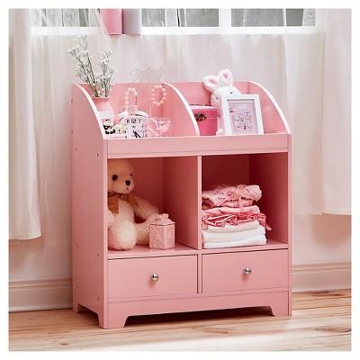 Windsor Cubby Storage   Pink   Teamson Kids : Target