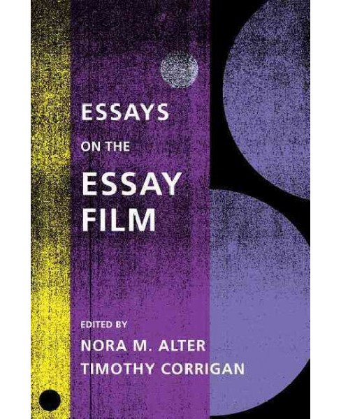 Essays on the Essay Film (Paperback) - image 1 of 1