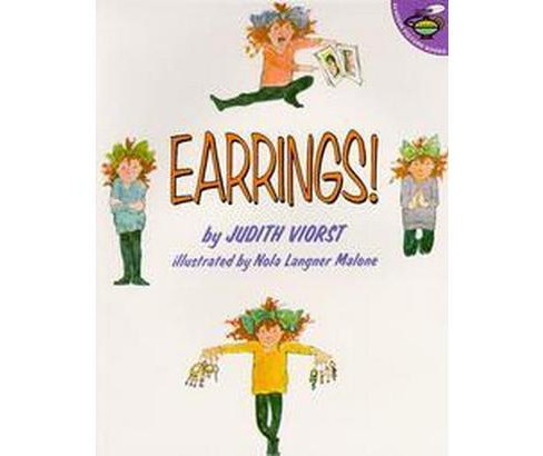 Earrings (Reprint) (Paperback) (Judith Viorst) - image 1 of 1