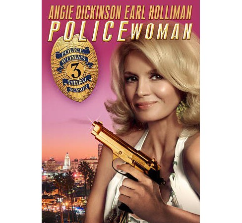 Police Woman:Complete Third Season (DVD) - image 1 of 1