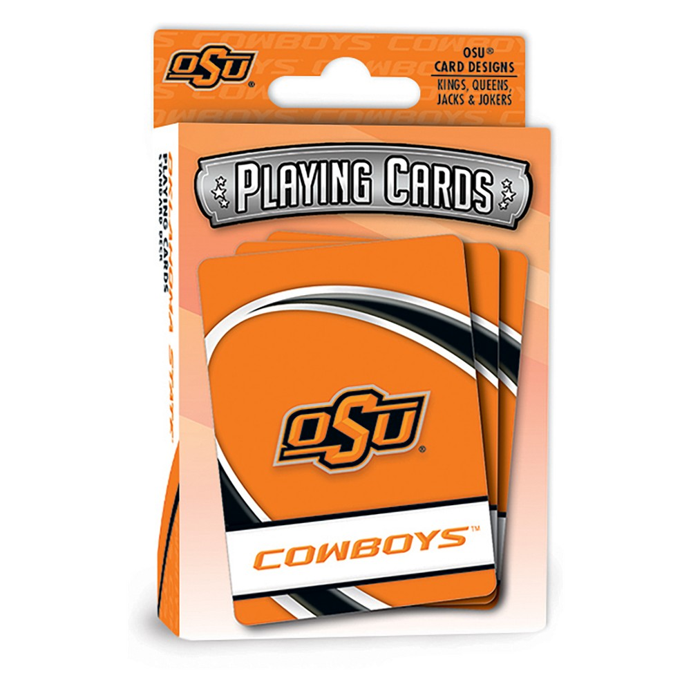 Oklahoma State Cowboys Standard Playing Cards