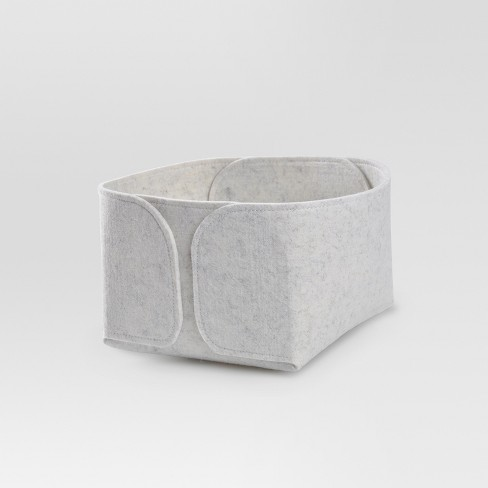 Felt Basket Small - Cream - Project 62™ - image 1 of 1
