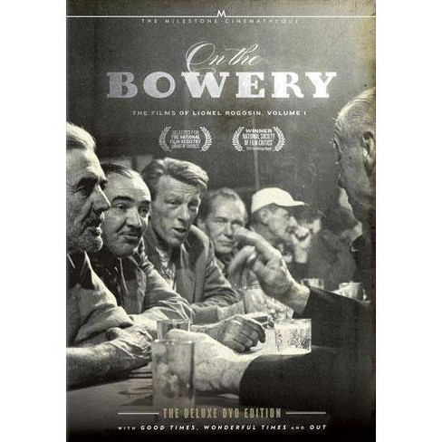 On The Bowery: The Films of Lionel Rogosin Volume 1 (DVD) - image 1 of 1
