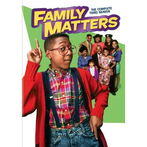 Family Matters: The Complete Third Season (DVD) - image 1 of 1