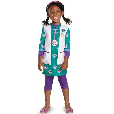 Doc McStuffins Doc McStuffins Pet Vet Classic Toddler/Child Costume