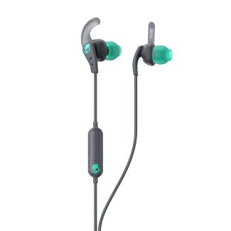 Skullcandy Set Wired Earbuds – Gray/Mint