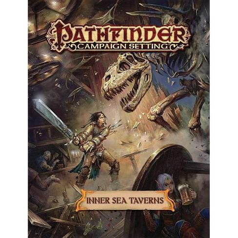Pathfinder Campaign Setting: Inner Sea Taverns - (Paperback) - image 1 of 1
