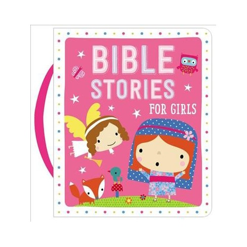 Board Book Bible Stories for Girls - by  Make Believe Ideas Ltd (Board_book) - image 1 of 1