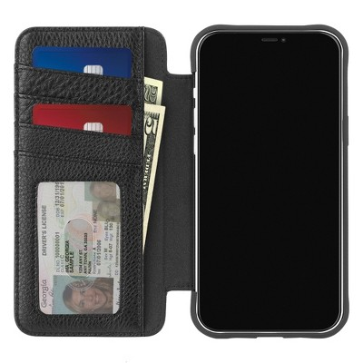 Case-Mate iPhone Case   Leather Wallet Folio