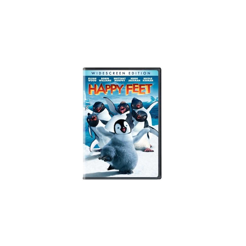 Happy Feet (P&s) (dvd_video)