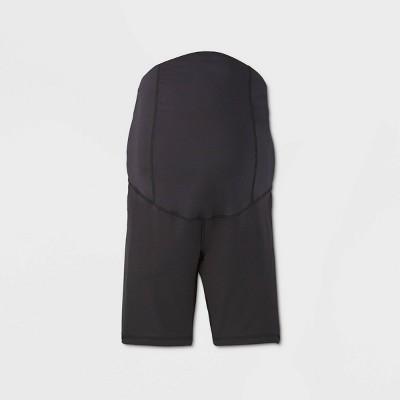 Active Maternity Bike Shorts - Isabel Maternity by Ingrid & Isabel™ Black