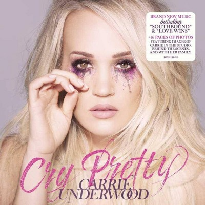 Carrie Underwood - Cry Pretty (CD)
