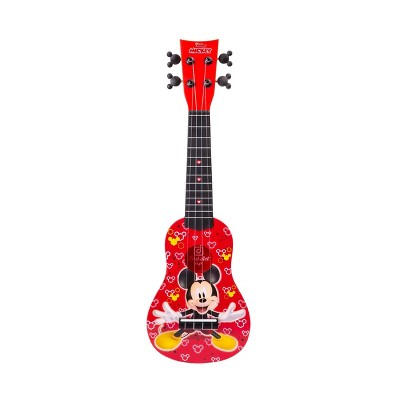 First Act Disney Junior Mickey Mouse Plastic Ukulele