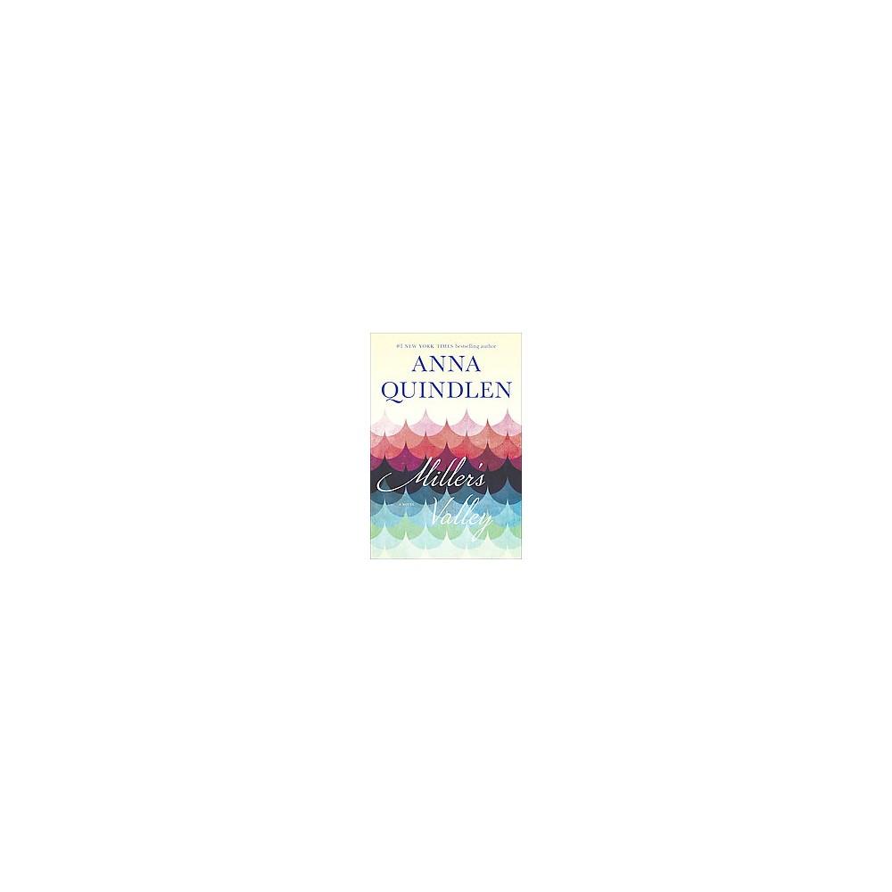 Miller's Valley (Large Print) (Paperback) (Anna Quindlen)