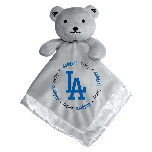 MLB Los Angeles Dodgers Gray Baby Bear - image 1 of 1