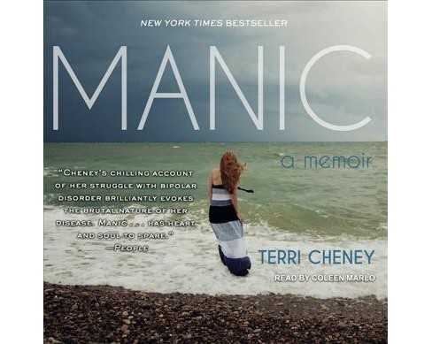 Manic -  by Terri Cheney (MP3-CD) - image 1 of 1
