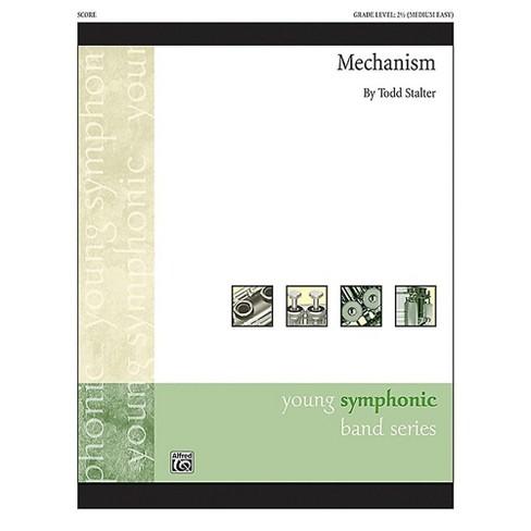 Alfred Mechanism Concert Band Grade 2.5 Set - image 1 of 1