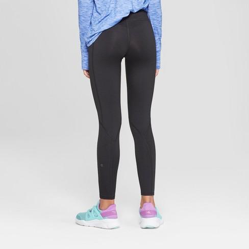 b152c00ce23f2b Girls' Cozy Performance Leggings With Pockets - C9 Champion® Black L ...