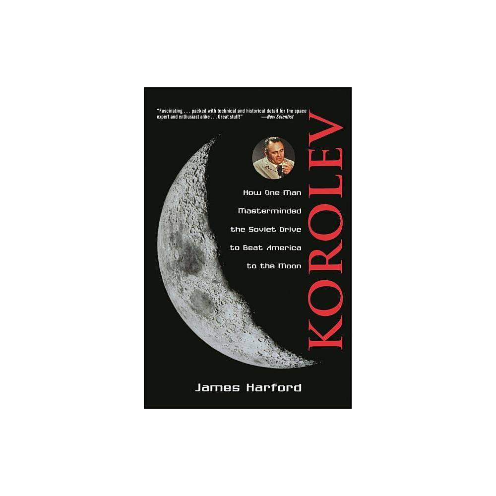 Korolev By James Harford Paperback