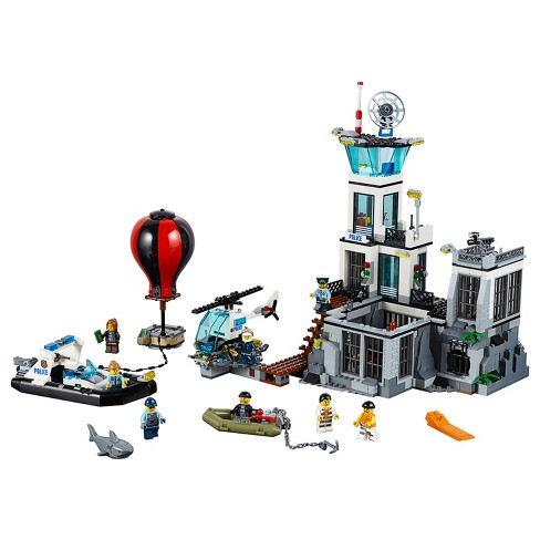 LEGO City Police Prison Island 60130 - image 1 of 4