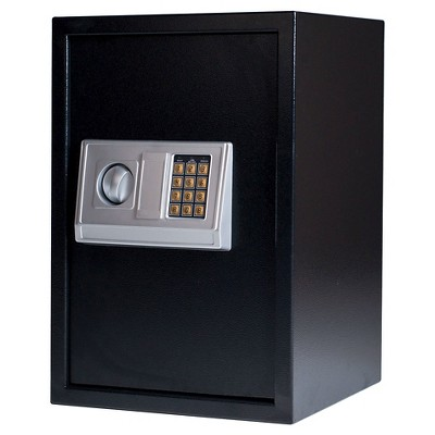 Stalwart Electronic Extra Large Safe - Black