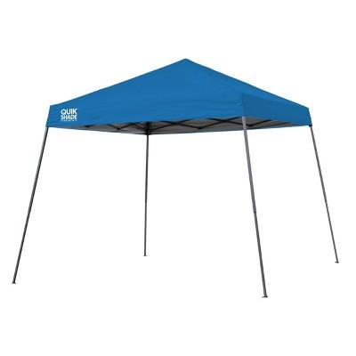 ShelterLogic Expedition EX64 Slant Leg Pop-Up Canopy, 10 ft. x 10 ft. Royal Blue