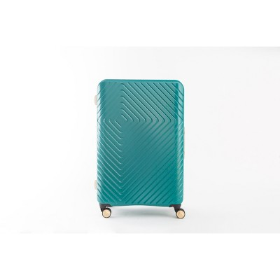 Jungalow by Justina Blakeney 28  Hardside Suitcase - Green