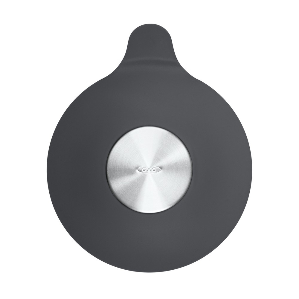 Image of Bath Tub Drain Stopper Gray - OXO