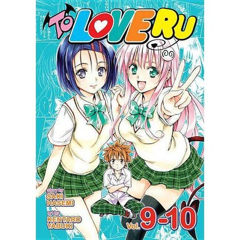 To Love Ru, Vol. 9-10 - by  Saki Hasemi (Paperback) - image 1 of 1