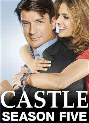 Castle: The Complete Fifth Season (DVD)