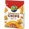 Ritz Toasted Chips, Cheddar - 8.1oz - image 4 of 4